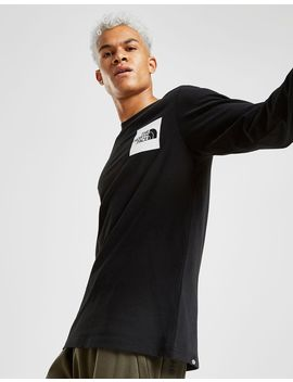 The North Face Fine Long Sleeve T Shirt by The North Face