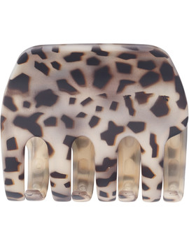 Marble Tortoise Jaw Clip by Scünci