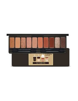 Etude House   Play Color Eyes Palette #Caffeine Holic (No Syrup Coffee To Go Edition) by Etude House