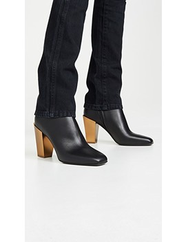 Teti Booties by Salvatore Ferragamo