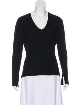 Wool Oversize Sweater by By Malene Birger