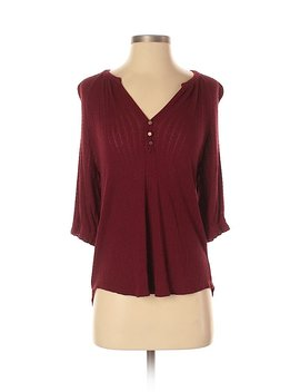 3/4 Sleeve Top by Lucky Brand