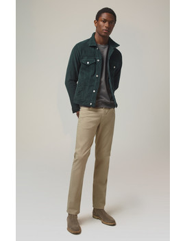 Gage Classic Straight Fit In Twig by Citizens Of Humanity