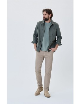The Bowery Standard Slim Fit In Sand by Citizens Of Humanity