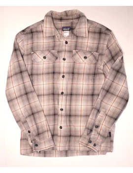 Vintage Patagonia Organic Cotton Flannel by Patagonia  ×