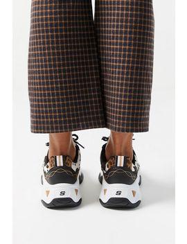 Sneaker Imprimé Vache 3 D Lites Exclusif à Uo Skechers by Voir Plus De Skechers