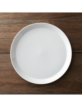 Verge Dinner Plate by Crate&Barrel