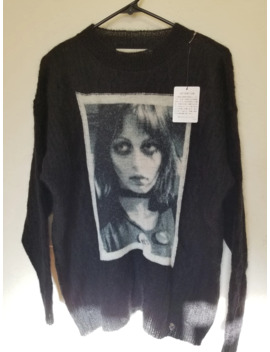 Hysteric Glamour The Adverts Mohair Sweater Aw16 by Hysteric Glamour  ×  Japanese Brand  ×