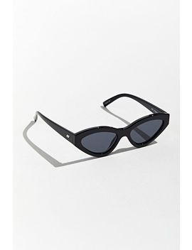 Le Specs Synthcat Cat Eye Sunglasses by Le Specs