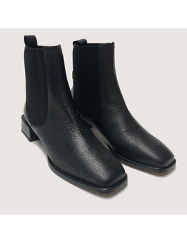 Loq Ottavia Chelsea Boot   Negro by Garmentory