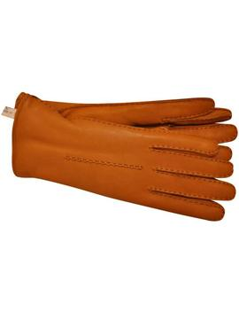 tan-shearling-lined-leather-gloves by brioni