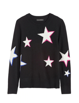 Star Sweater by Banana Repbulic