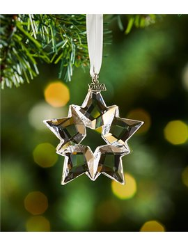 Crystal Annual Edition 2019 Star Ornament by Swarovski