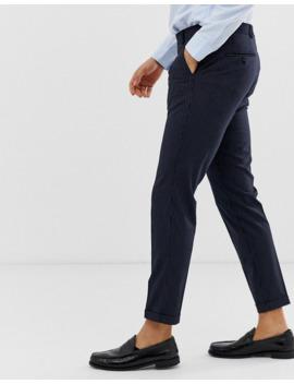Jack &Amp; Jones Premium Smart Pinstripe Pants Cropped Fit by Jack & Jones