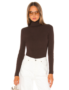 Rib Turtle Neck by 525 America