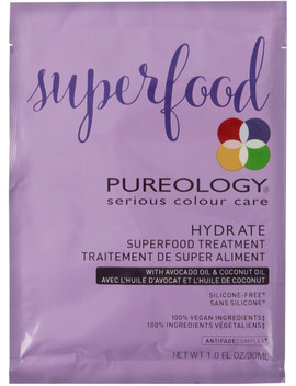Travel Size Hydrate Superfood Treatment Hair Mask by Pureology