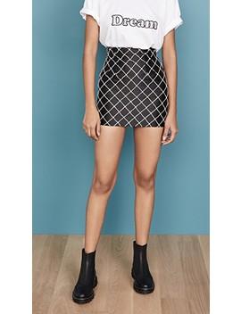 Miniskirt by Giuseppe Di Morabito