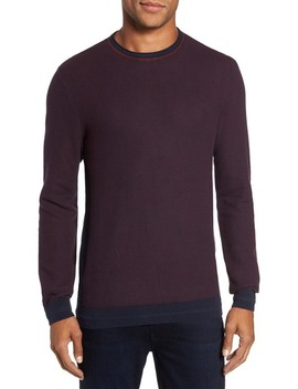 Space Dye Slim Fit Sweater by Vince Camuto