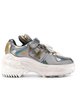 Retro Fit Trainers by Maison Margiela