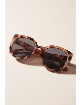 Liza Cat Eye Sunglasses by Anthropologie