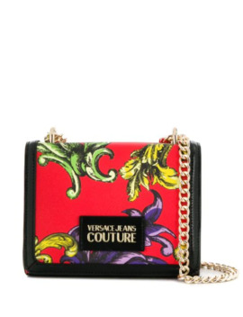 Saffiano Heritage Cross Body Bag by Versace Jeans Couture