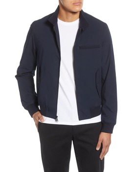Harrington Regular Fit Jacket by Vince