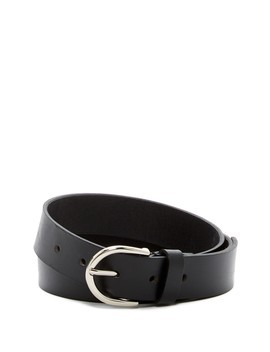 Leather Classic Core Belt by Linea Pelle