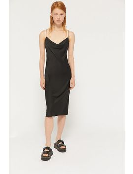 The Fifth Label Tonic Cowl Neck Slip Dress by The Fifth Label