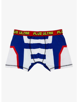 My Hero Academia Cosplay Boxer Briefs by Hot Topic