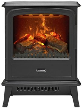 Dimplex Evandale 2k W Optimyst Electric Stove Fire918/7670 by Argos