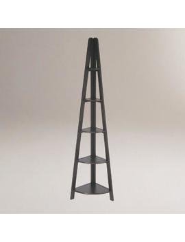 Dillon Corner Ladder Bookshelf by World Market