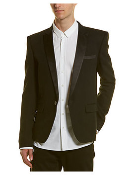 Balmain Silk Blend Sport Coat by Balmain