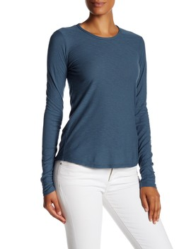 Long Sleeve Crew Neck T Shirt by James Perse