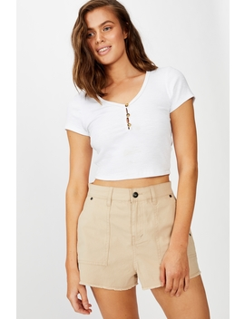 Utility Short by Cotton On