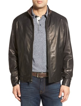 Lambskin Leather Jacket by Remy Leather