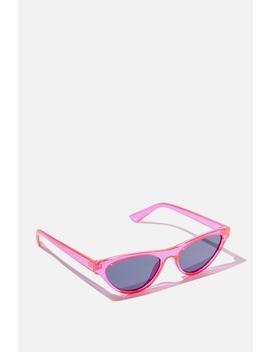 Dakota Cat Eye Sunglasses by Cotton On