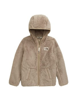 Campshire Fleece Hooded Jacket by The North Face