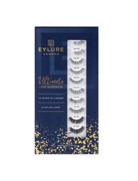 Eylure Ultimate Lash Wardobe 10 Pair by Superdrug