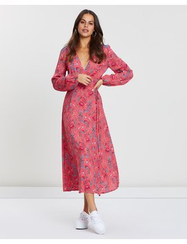 bay-boho-princess-wrap-dress by summer-bay