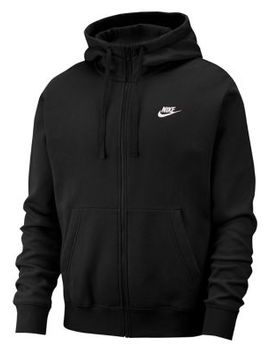 Sportswear Club Fleece Zip Hoodie by Nike