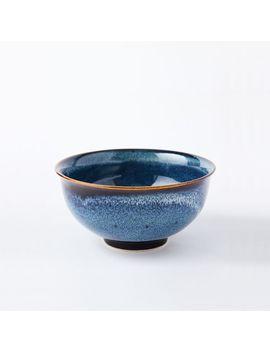 Ocean Waves Soup Bowls (Set Of 4) by West Elm