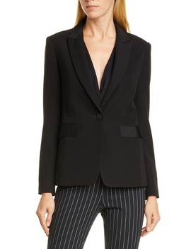 Rylie Grosgrain Trim Blazer by Rag & Bone
