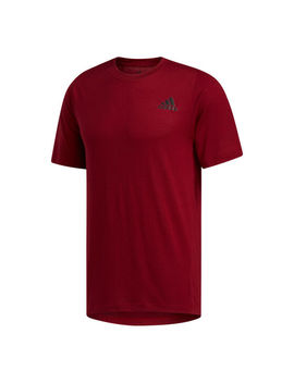 Adidas Mens Free Lift Sport Prime Heather Training Tee by Adidas