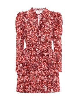 Prissa Floral Cotton Blend Dress by Ulla Johnson