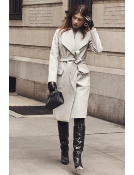 Belted Coat Belted Coat by Dynamite