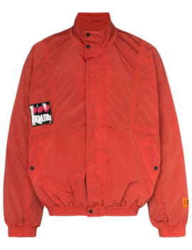 Ctnmb Windbreaker by Heron Preston