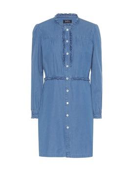 Hoshl Denim Shirt Dress by A.P.C.
