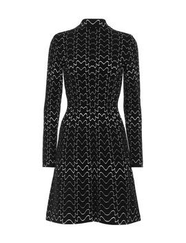 Stretch Wool Minidress by Alaïa