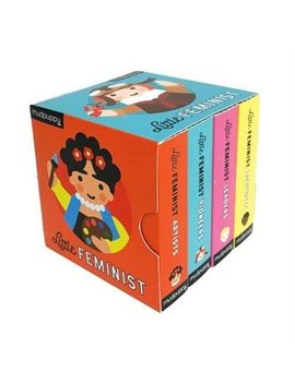 Little Feminist Board Book Set by Mudpuppy