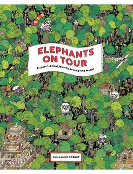 Elephants On Tour: A Search & Find Journey... by Chapters Indigo Ca